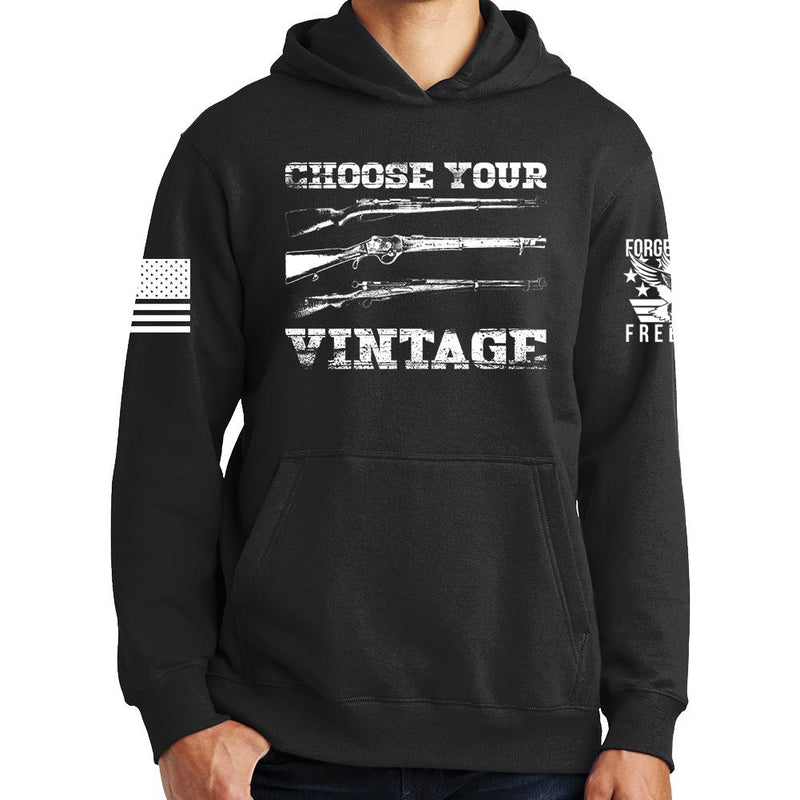 Choose Your Vintage Hoodie