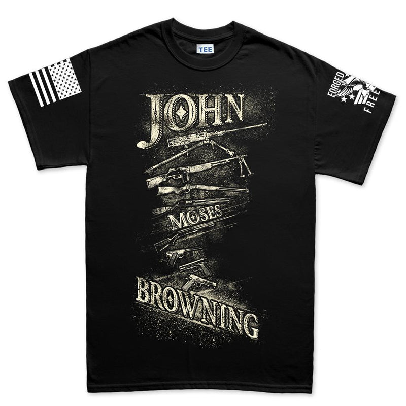 John Moses Browning Men's T-shirt