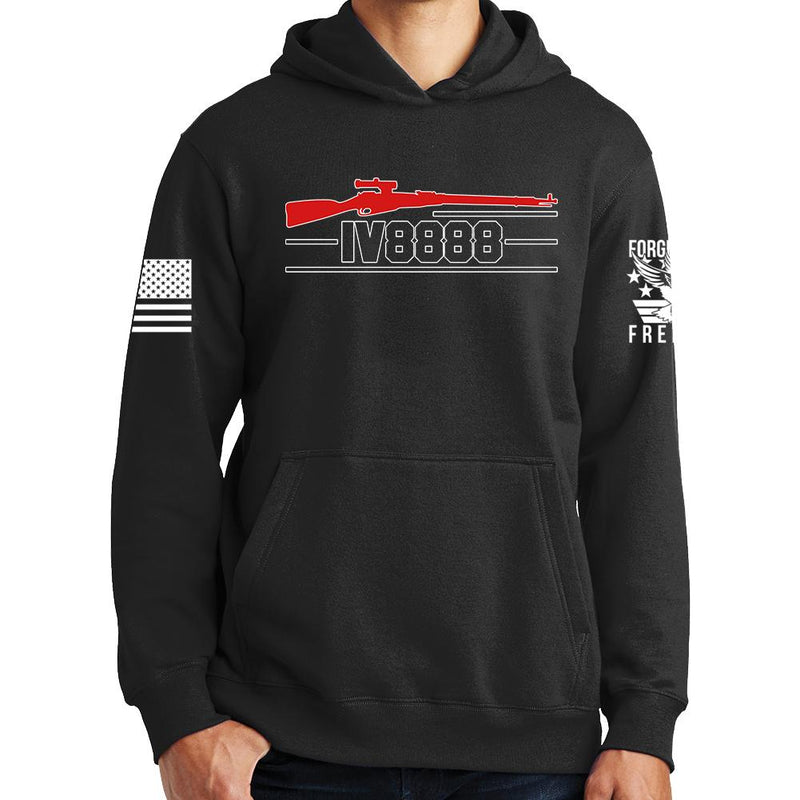 IV8888 Official Logo Hoodie