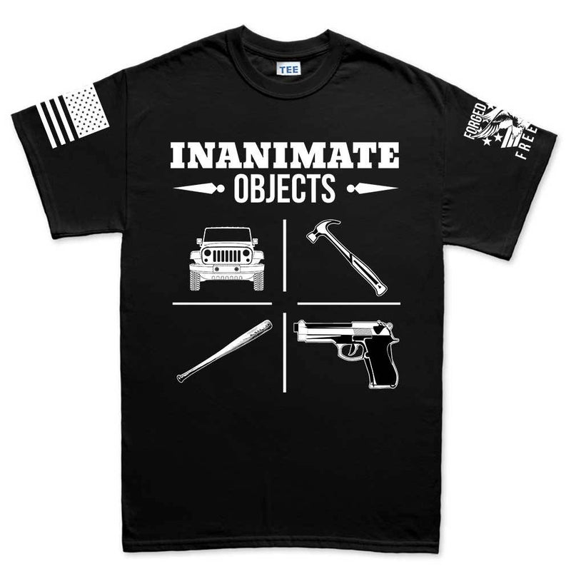 Inanimate Objects Men's T-shirt