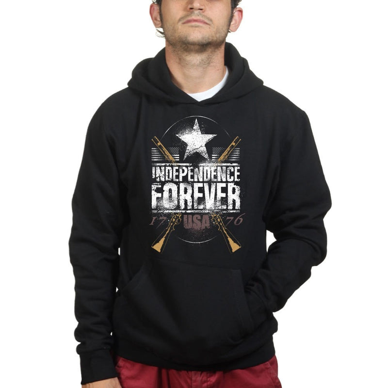 Unisex Independence Forever Hoodie