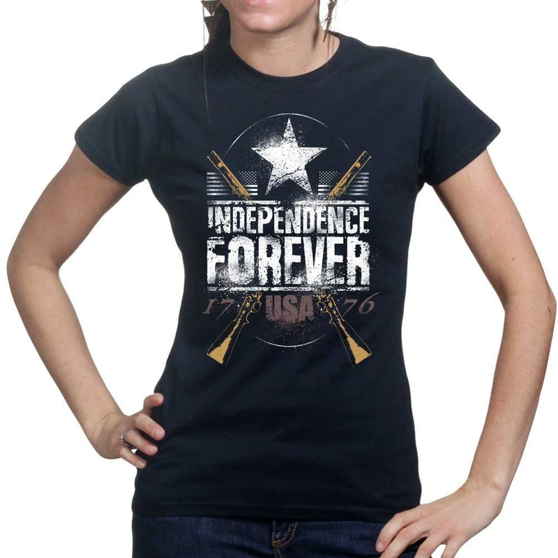 Ladies Independence Forever T-shirt