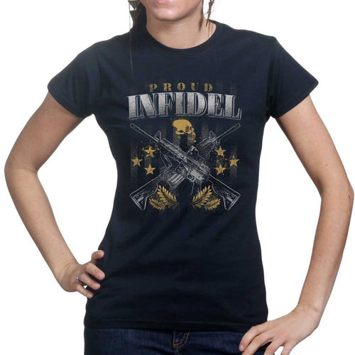 Proud Infidel Ladies T-shirt