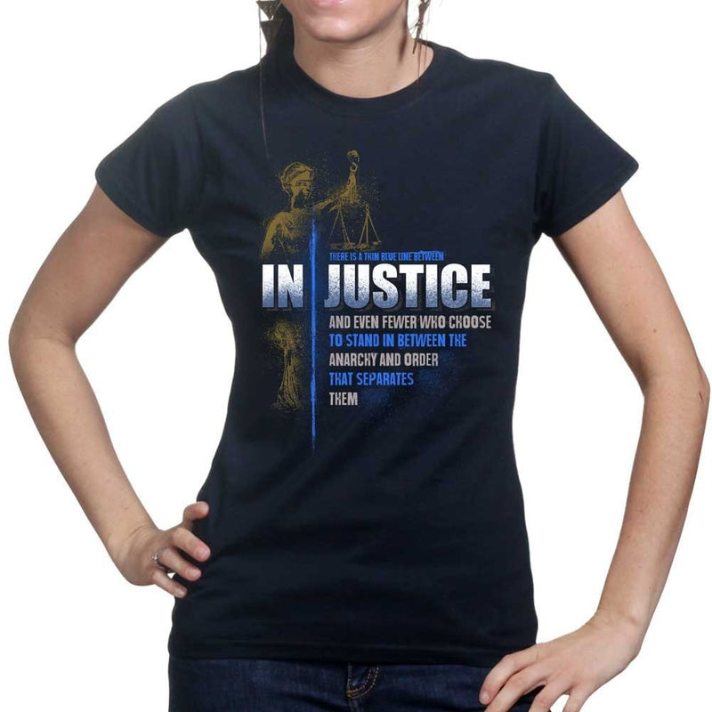 Ladies Injustice T-shirt