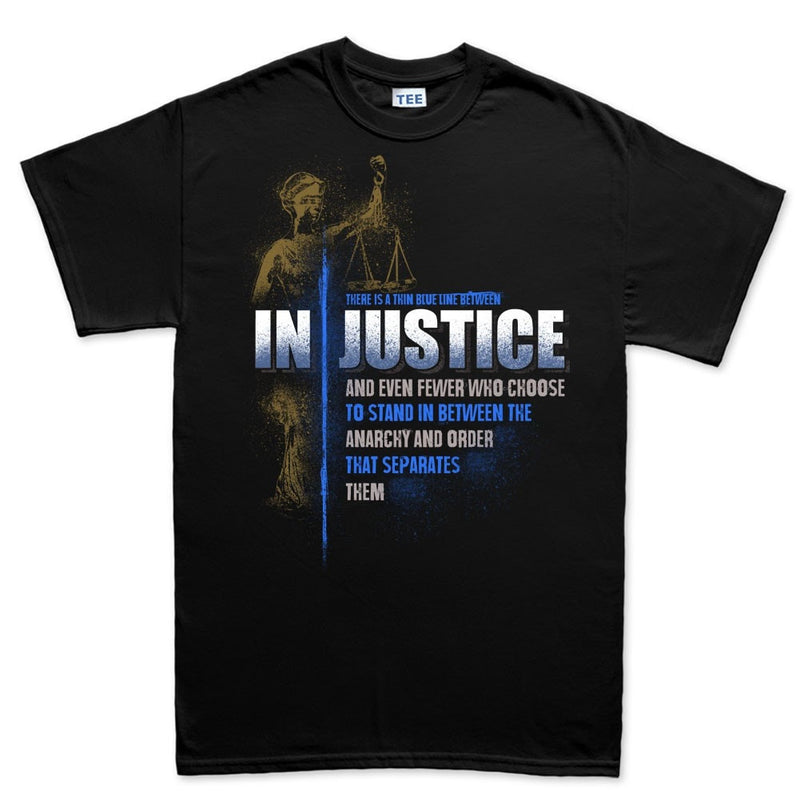 Men's Injustice T-shirt