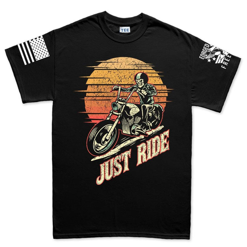 Just Ride Men's T-shirt