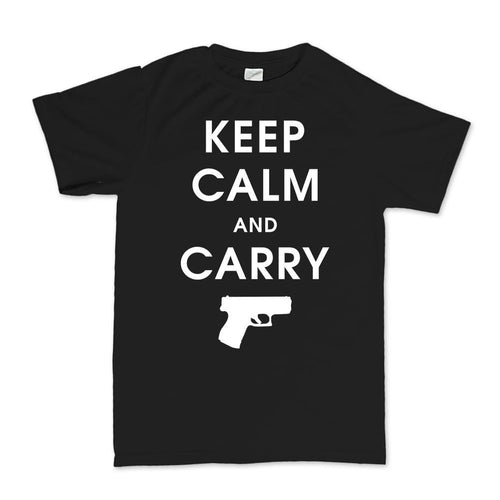 Keep Calm and Carry Mens T-shirt