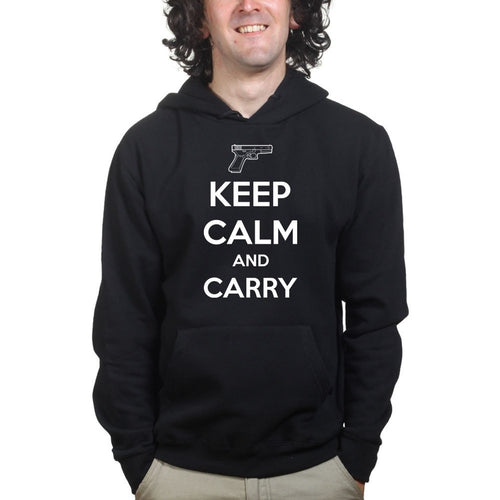 Keep Calm and Carry G19 Hoodie