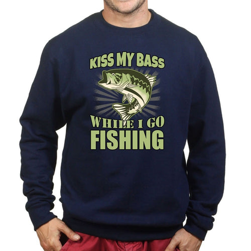 Kiss My Bass Sweatshirt