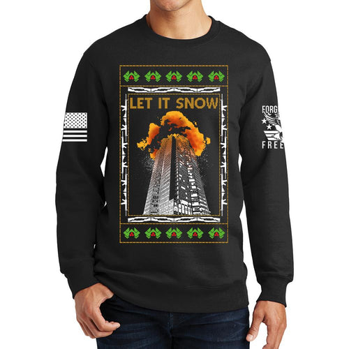 Nakatomi Towers Christmas Sweatshirt