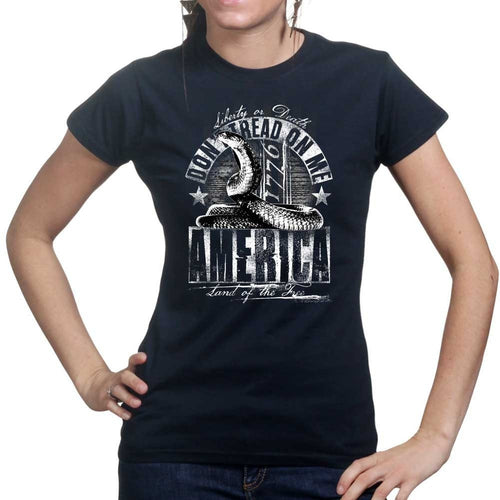 Ladies Liberty Or Death DTOM T-shirt
