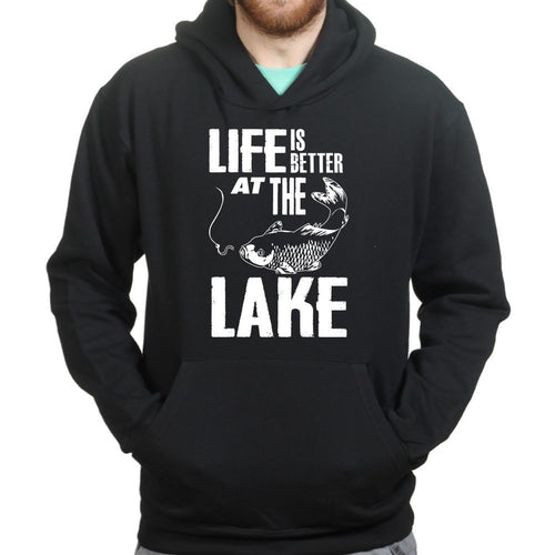 Life At The Lake Hoodie