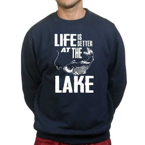Life At The Lake Sweatshirt