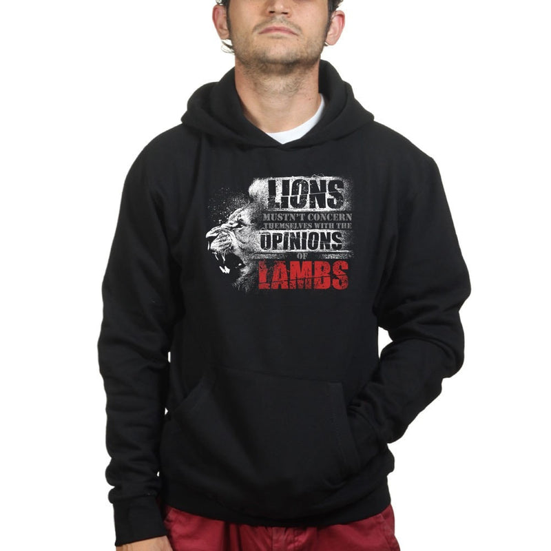 Lions Don't Lose Sleep Hoodie