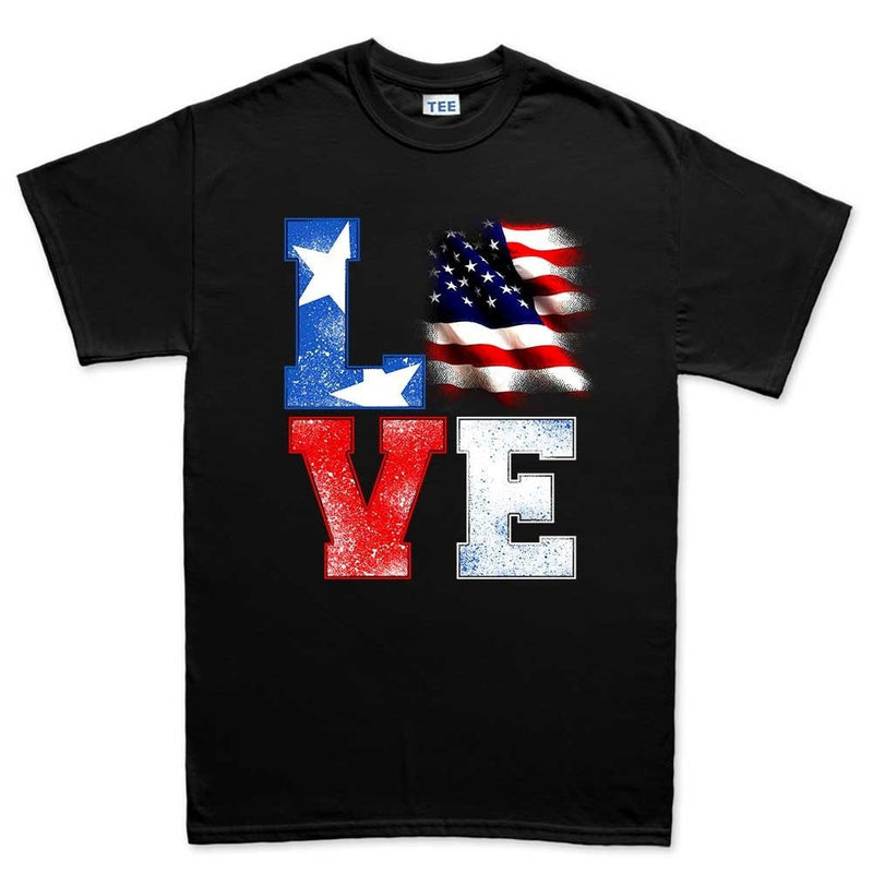 Men's Love America T-shirt