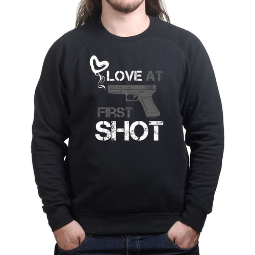 Love At First Shot Sweatshirt