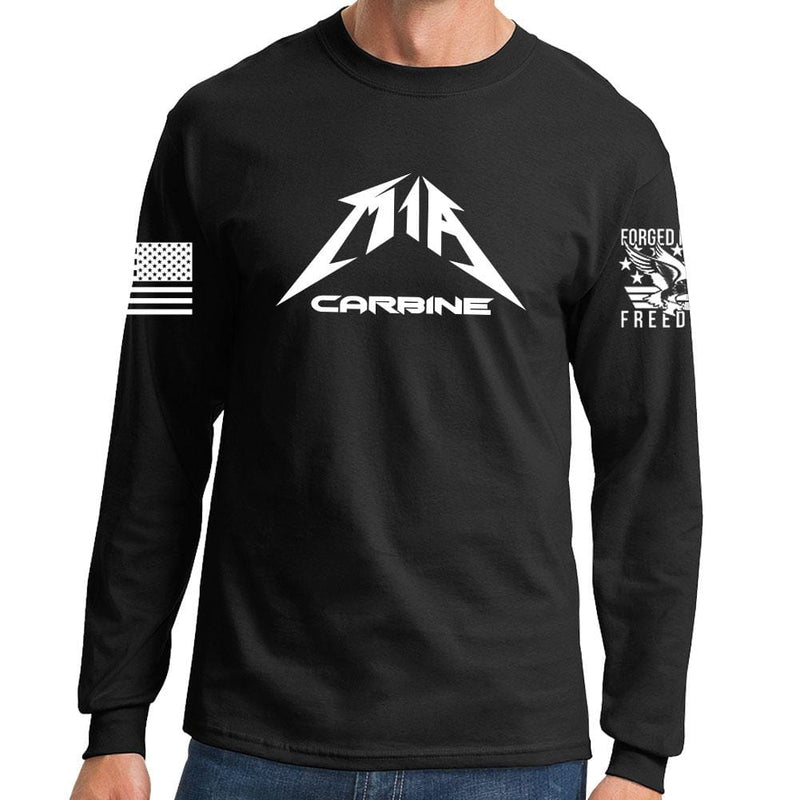 M1A Carbine Long Sleeve T-shirt