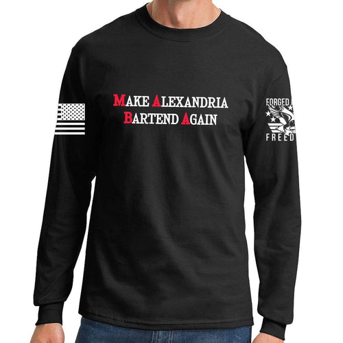 Long MABA Sleeve T-shirt