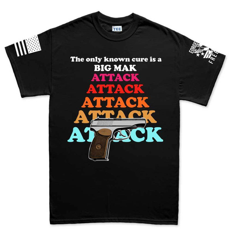Big MAK Attack Mens T-shirt
