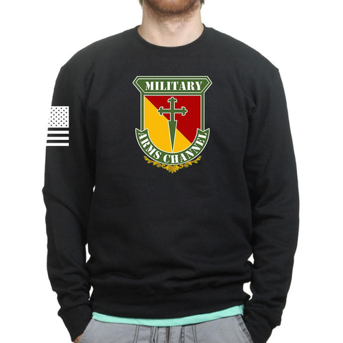 Military Arms Channel Logo Sweatshirt