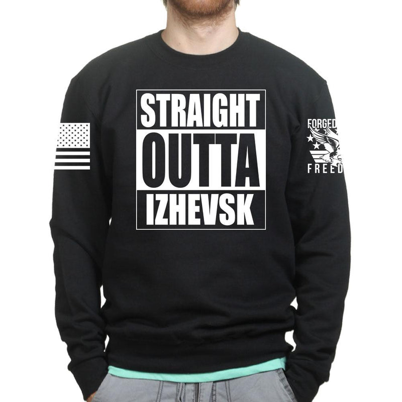 Straight Outta Izhevsk Sweatshirt