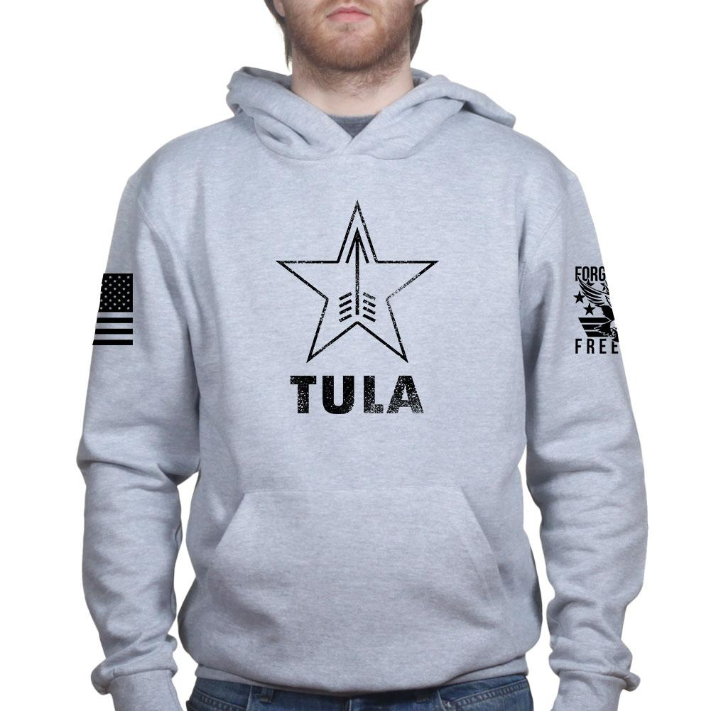 Classic Tula Hoodie Forged From Freedom Its oversized hood and playful, peekaboo feature modernizes the look of this relaxed fit pullover. classic tula hoodie