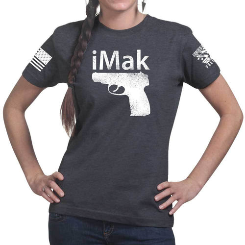 iMak Makarov Ladies T-shirt