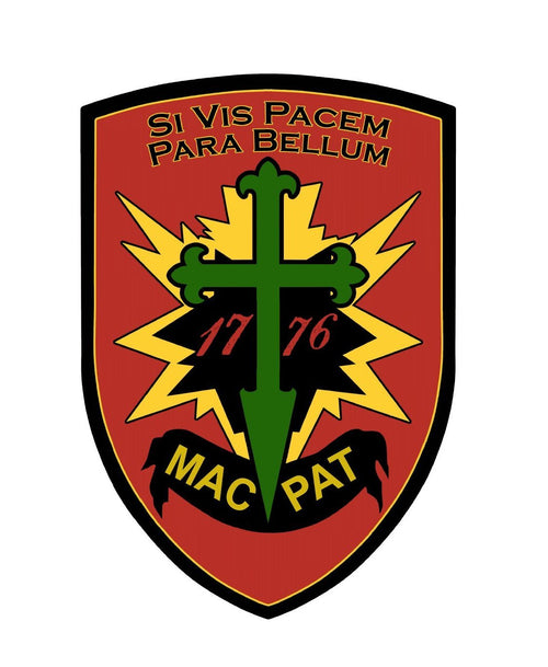 MAC PAT Patch (Patreon Exclusive)