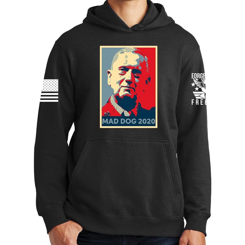 Mad Dog Mattis For President Hoodie