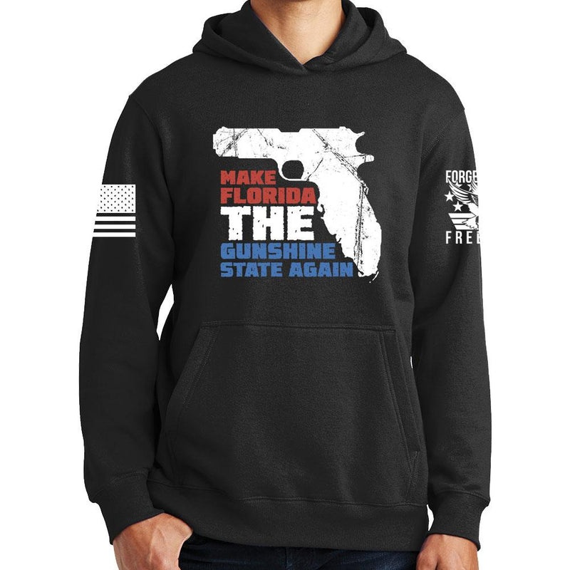 Make Florida The Gunshine State Hoodie
