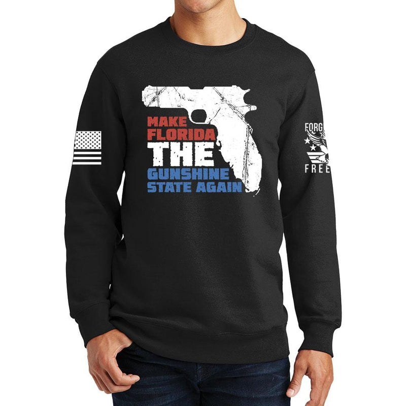 Make Florida The Gunshine State Sweatshirt