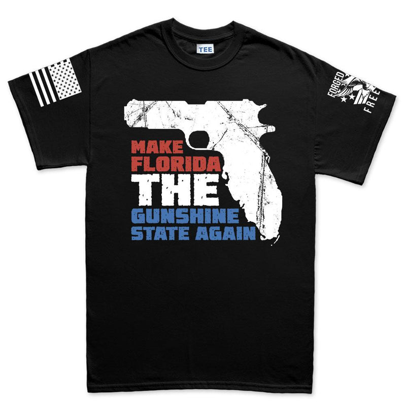 Make Florida The Gunshine State Men's T-shirt