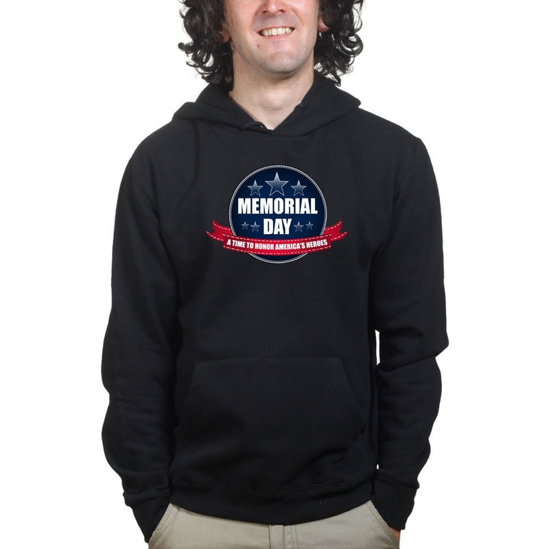 Memorial Day A Time to Honor Hoodie