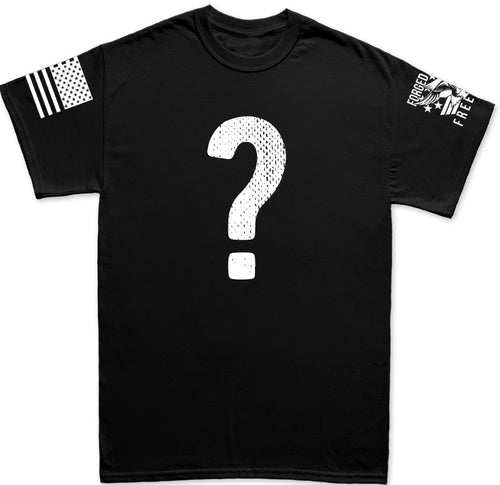 Mens Mystery T-Shirts