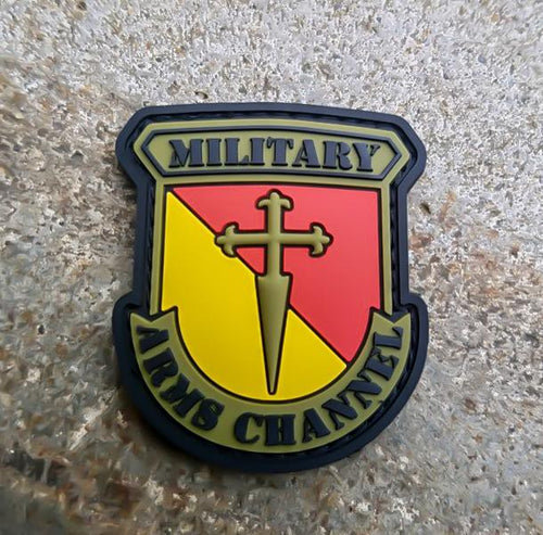 Official Military Arms Channel (MAC) Patch