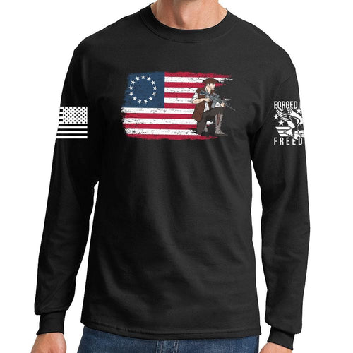 Modern Minuteman Long Sleeve T-shirt