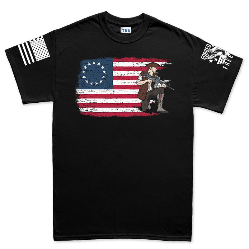 Modern Minuteman Men's T-shirt
