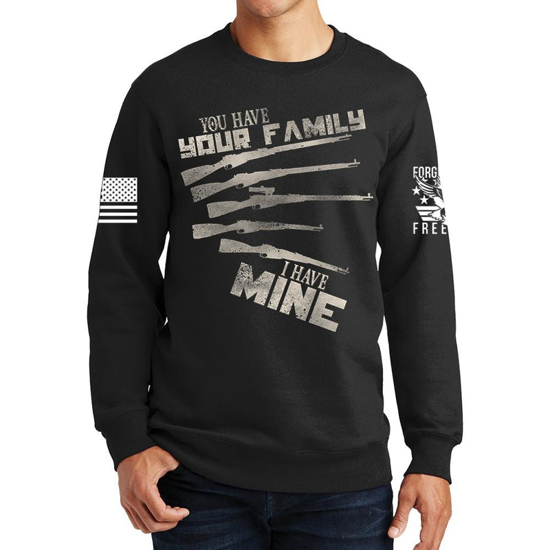 My Mosin Family Sweatshirt
