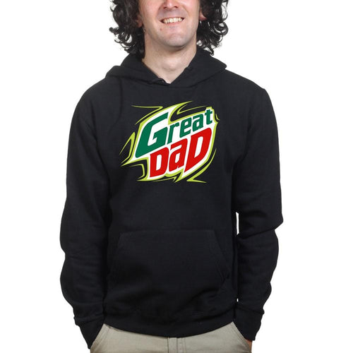 Mountain Dew Dad Hoodie