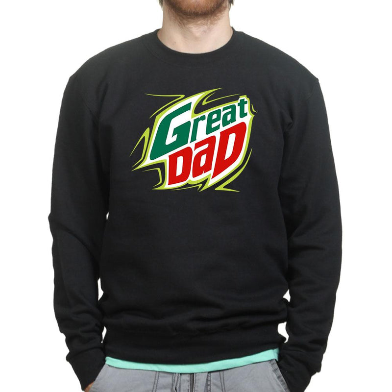 Mountain Dew Dad Sweatshirt