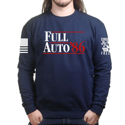 Full Auto 1986 Sweatshirt