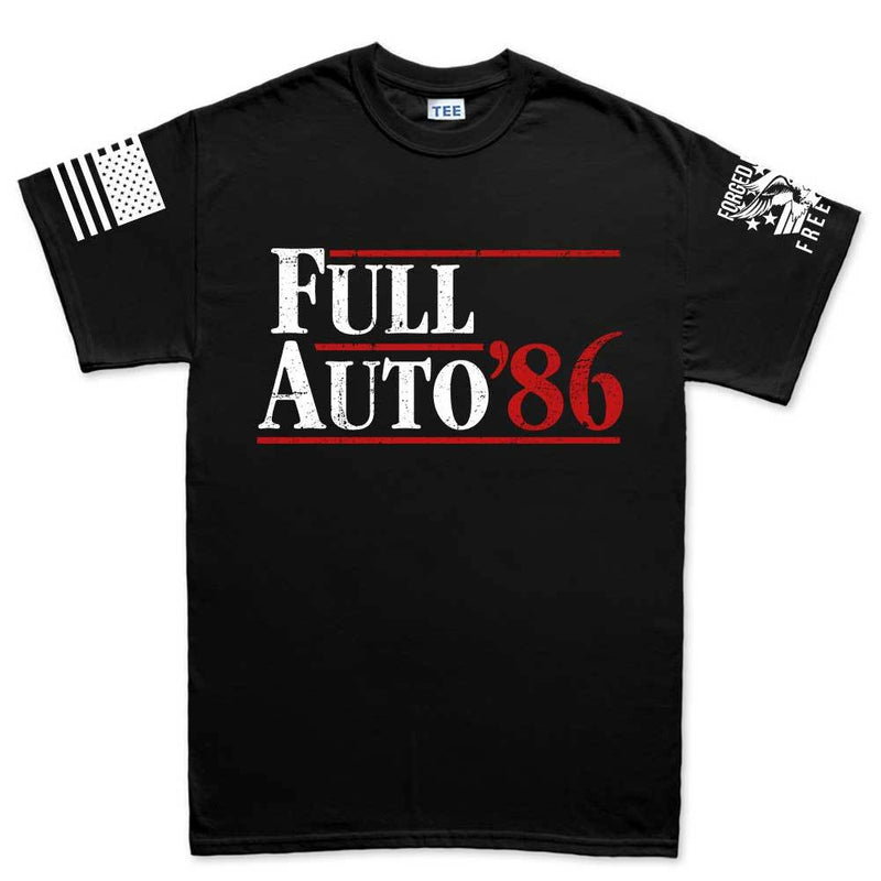 Full Auto 1986 Mens T-shirt