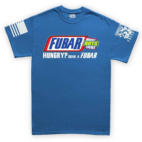 FUBAR Chocolate Bar T-shirt