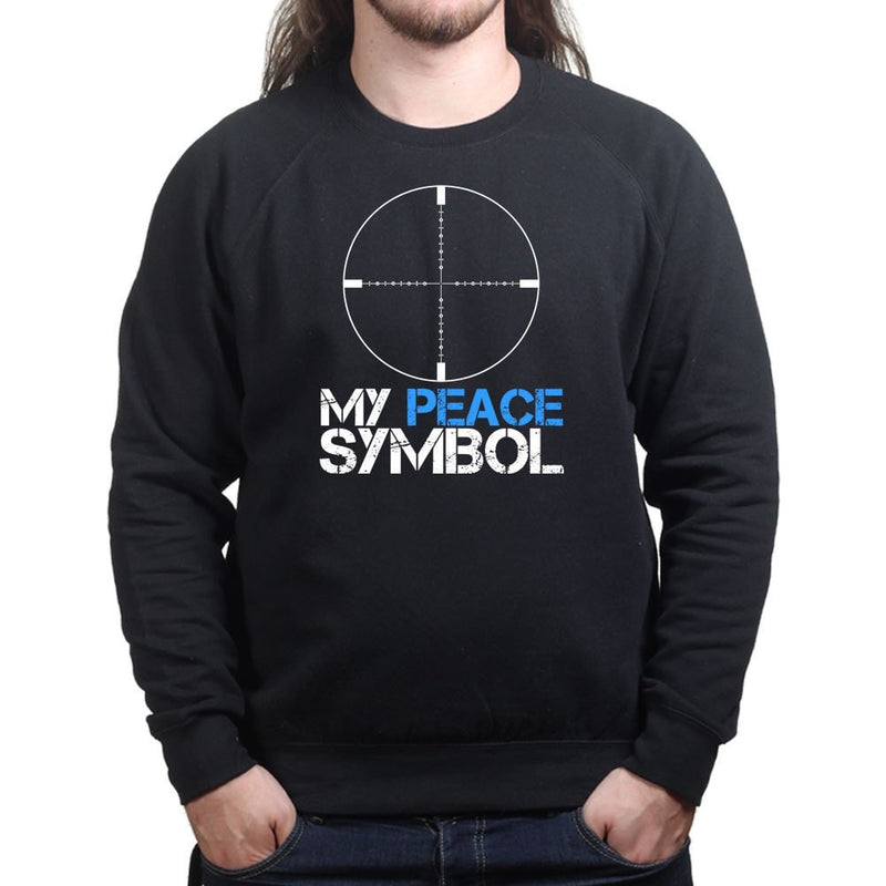 My Peace Symbol Sweatshirt