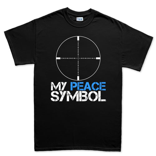My Peace Symbol Men's T-shirt