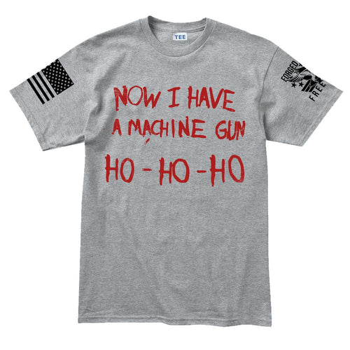 Now I Have a Machine gun Men's T-shirt
