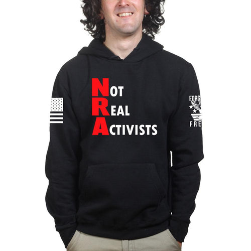 Not Real Activists Unisex Hoodie