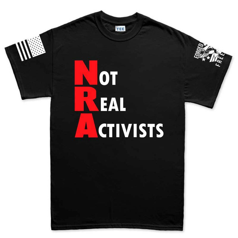 Not Real Activists Men's T-shirt