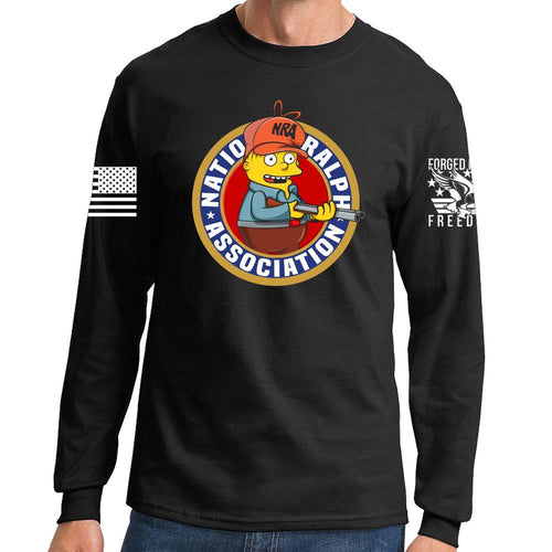 National Ralph Association Long Sleeve T-shirt