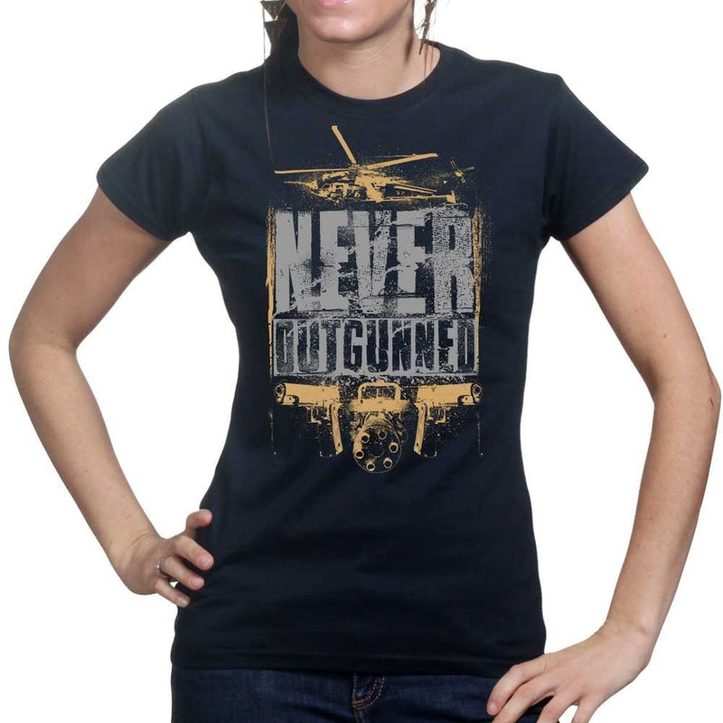 Ladies Never Outgunned T-shirt